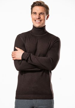 Francesco Fabbri - Strickpullover - braun