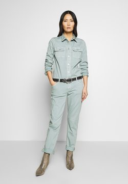 Marc O'Polo - OVERALL LONG SLEEVES - Haalari - misty spearmint
