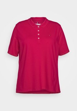 Tommy Hilfiger Curve - ESSENTIAL - Polo - ruby jewel