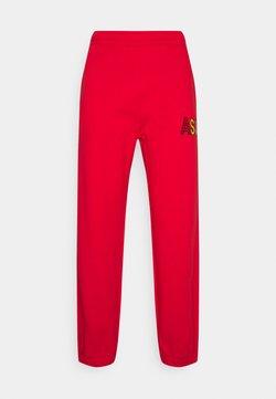AS IF Clothing - BASIC UNISEX  - Jogginghose - red