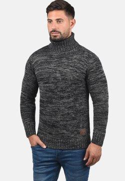 Solid - PHILAREMO - Pullover - black