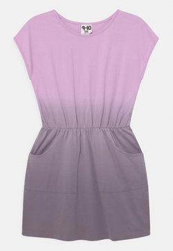 Cotton On - SIGRID SHORT SLEEVE - Jerseykleid - pale violet/dusk purple