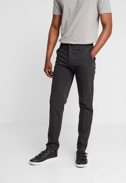 Tommy Hilfiger Tailored - PANTS - Chinot - black