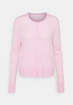 Filippa K - LOUISE CARDIGAN - Gilet - pink candy