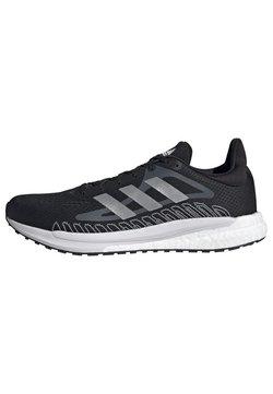 adidas Performance - SOLAR GLIDE 3 BOOST PRIMEGREEN RUNNING REGULAR SHOES - Sneakersy niskie - black
