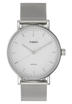 Timex - FAIRFIELD  - Montre - silver-coloured