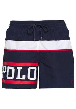 Polo Ralph Lauren - TRAVELER - Badeshorts - nautical