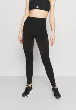 Hunkemöller - THE MOTION LEGGING - Tights - black