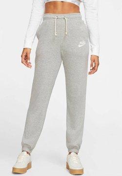 Nike Sportswear - GYM VINTAGE - Jogginghose - grey