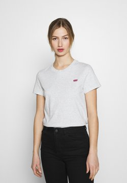 Levi's® - PERFECT TEE - Camiseta básica - orbit heather gray