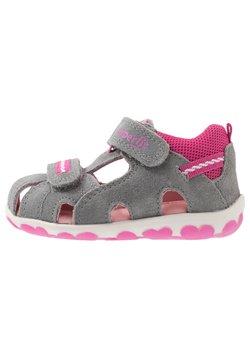 Superfit - FANNI - Vauvan kengät - grau