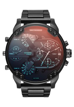Diesel - THE DADDIES SERIES - Montre à aiguilles - schwarz ip