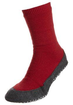 FALKE - FALKE Cosyshoe Hausschuhe - Socks - rot