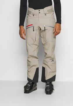 State of Elevenate - MEN'S BACKSIDE PANTS - Täckbyxor - tan