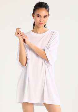Weekday - HUGE DRESS - Jerseyjurk - white