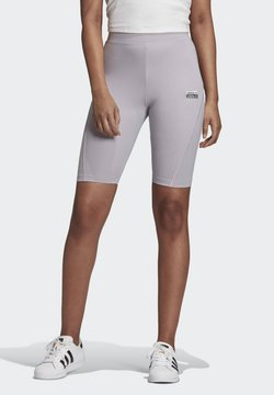 adidas Originals - R.Y.V. SHORT TIGHTS - Shorts - grey