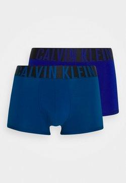 Calvin Klein Underwear - INTENSE POWER TRUNK 2 PACK - Pants - blue