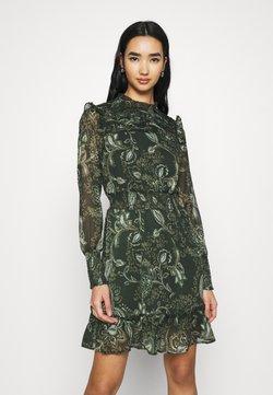 ONLY - ONLNANA DRESS - Vestito estivo - dark grren