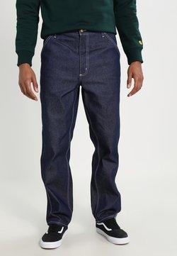 Carhartt WIP - SIMPLE PANT NORCO - Jean boyfriend - blue rigid