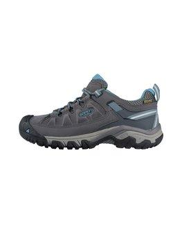 Keen - TARGHEE III WP - Hikingschuh - magnet/atlantic blue
