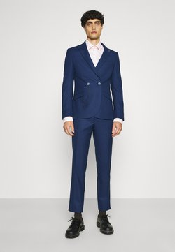 Shelby & Sons - WATERSIDE WITH CHAIN DETAIL - Anzug - blue