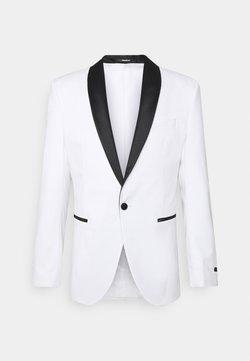 Jack & Jones PREMIUM - JPRWHITE TUX - Blazer jacket - white
