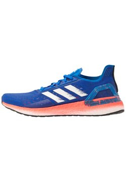 adidas Performance - ULTRABOOST PB DNA SPORTS RUNNING SHOES - Laufschuh Neutral - glow blue/core white/solar red