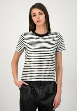 one more story - T-Shirt print - offwhite