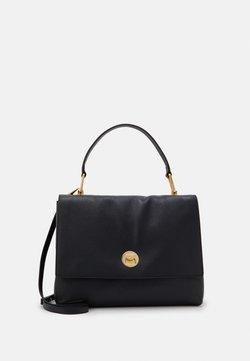 Coccinelle - LIYA SHOULDER SATCHEL - Handtasche - noir