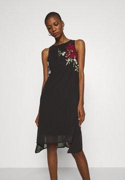 Desigual - VEST ROMA - Cocktailkleid/festliches Kleid - black