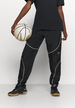 Nike Performance - FLY PANT - Trainingsbroek - black/white