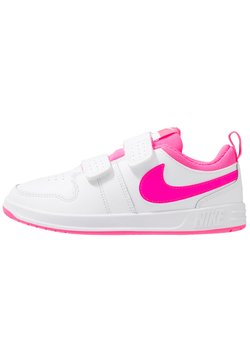 Nike Performance - PICO 5 UNISEX - Trainings-/Fitnessschuh - white/pink blast