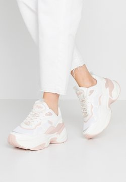 Buffalo - CREVIS - Sneakers laag - cream/pastel rose