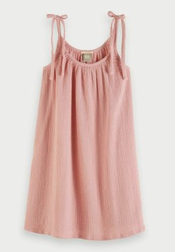 Scotch & Soda - Freizeitkleid - sorbet