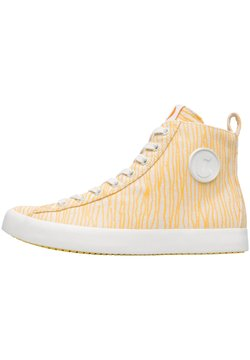 Camper - Höga sneakers - gelb