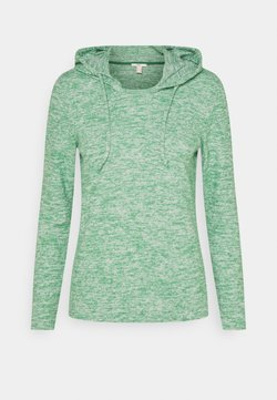 edc by Esprit - BRUSHED - Hoodie - dusty green