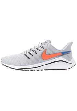 Nike Performance - AIR ZOOM VOMERO 14 - Zapatillas de running neutras - wolf grey/bright crimson/particle grey