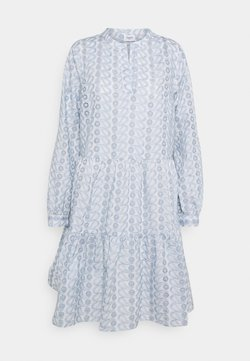 Saint Tropez - WENDY DRESS - Freizeitkleid - blue fog