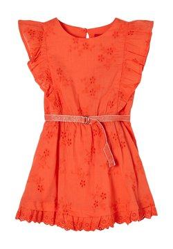 s.Oliver - Freizeitkleid - orange