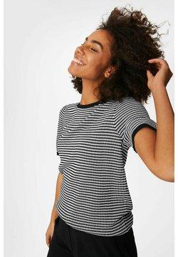 C&A Premium - T-Shirt print - black / white