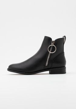 ONLY SHOES - ONLBOBBY ZIP - Ankle Boot - black