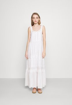 Pepe Jeans - BRENDA - Maxi dress - off white