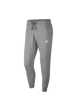 Nike Sportswear - Jogginghose - dark grey heather/white