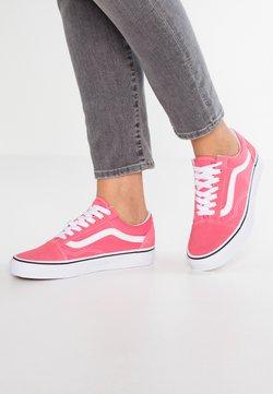 Vans - OLD SKOOL - Baskets basses - strawberry pink/true white