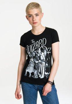 LOGOSHIRT - DOROTHY AND FRIENDS - DER ZAUBERER VON OZ - T-Shirt print - schwarz
