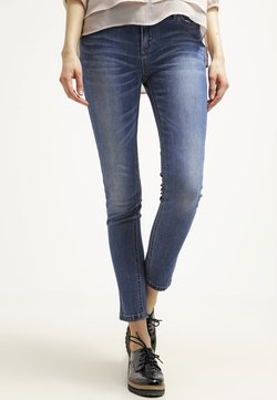 Morgan - Slim fit jeans - jean stone