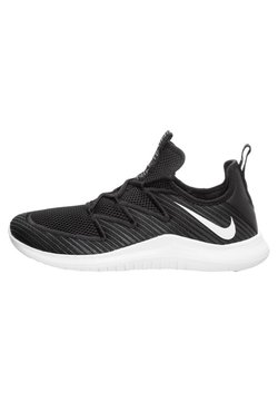 Nike Performance - FREE TR ULTRA - Laufschuh Natural running - black/white/anthracite
