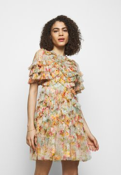 Needle & Thread - SUNSET GARDEN MINI DRESS - Cocktailkleid/festliches Kleid - multicolor