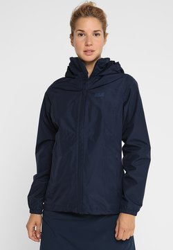 Jack Wolfskin - STORMY POINT JACKET  - Outdoorjacke - midnight blue
