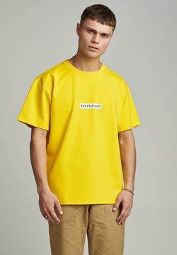 Anerkjendt - T-shirt print - golden palm
